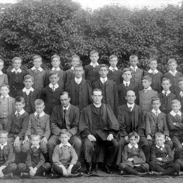 Coleshill.  Grammar School