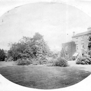 Coleshill.  Vicarage