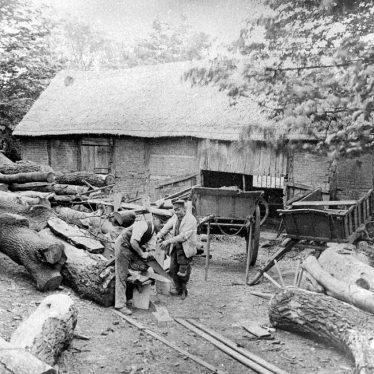 Curdworth.  Woodcutters