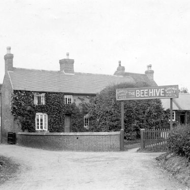 Curdworth.  Beehive Inn