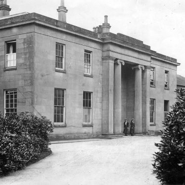 Fillongley Hall.