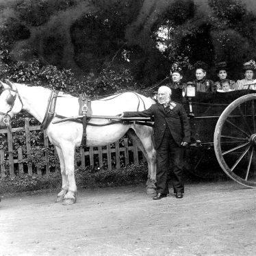 Coleshill.  Mr. H. A. Dabbs