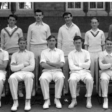Coleshill.  Cricket Team