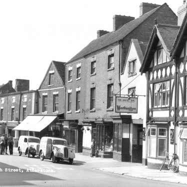 Atherstone.  Church Street