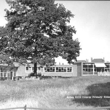 Atherstone.  Arden Hill School