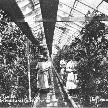 Studley.  Horticultural College for Women