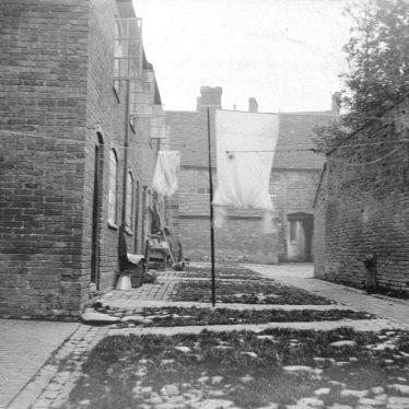 Atherstone.  Hinck's Yard