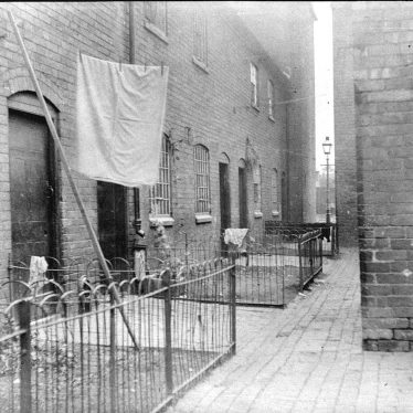 Atherstone.  Cordingley's Buildings
