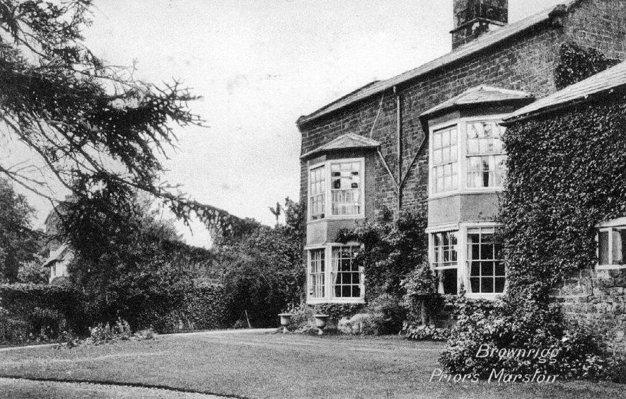 Brownrigg, Priors Marston.  1920s |  IMAGE LOCATION: (Warwickshire County Record Office)