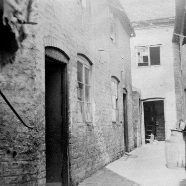 Atherstone.  Crown Yard
