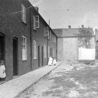 Atherstone.  Vero's Terrace