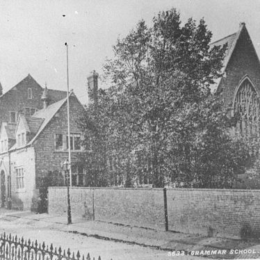 Atherstone.  Grammar School