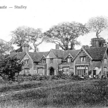 Studley.  Old Castle