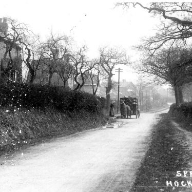 Hockley Heath.  Spring Lane