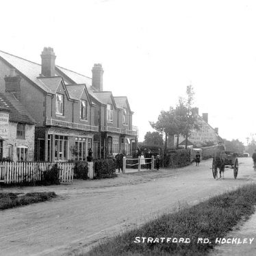 Hockley Heath.  Stratford Road