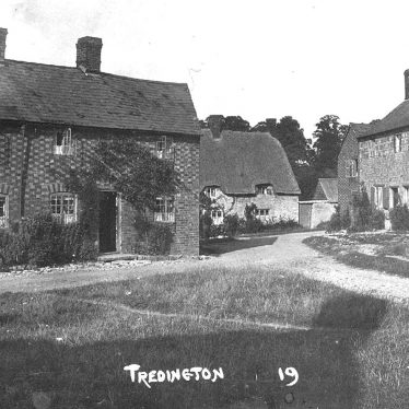 Tredington.  Cottages