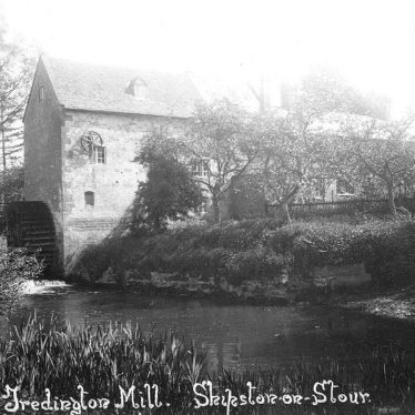 Tredington.  Water Mill