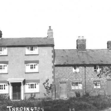 Tredington.  House and cottages
