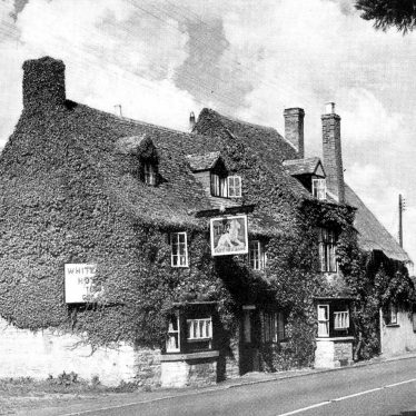 Tredington.  White Lion Inn