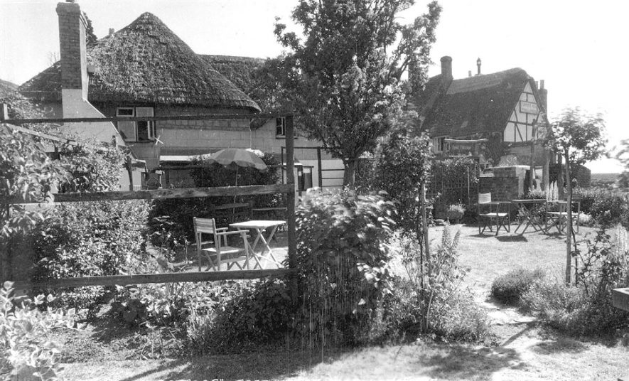 Rose Cottage, Tredington.  1930s |  IMAGE LOCATION: (Warwickshire County Record Office)