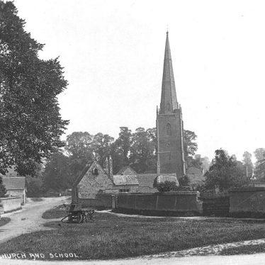 Tredington.  St Gregory's Church