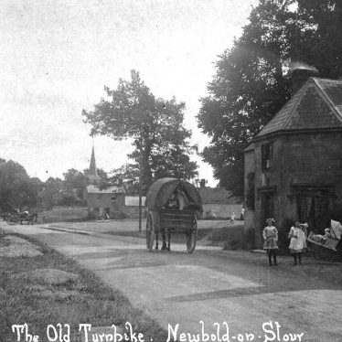 Newbold on Stour.  Old Turnpike