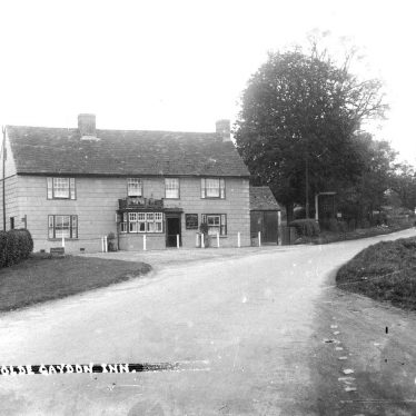 Gaydon.  Ye Olde Gaydon Inn