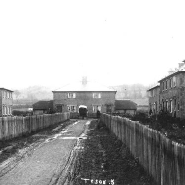 Tysoe.  Council houses