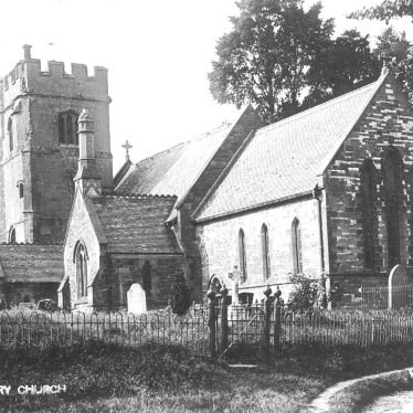 Wappenbury.  St John's Church