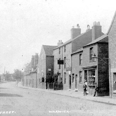 Warwick.  Saltisford