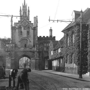 Warwick.  Eastgate