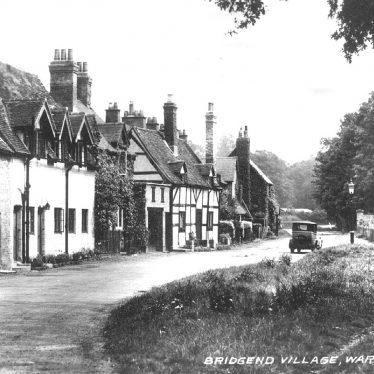 Warwick.  Bridge End