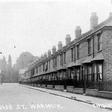 Warwick.  Paradise Street