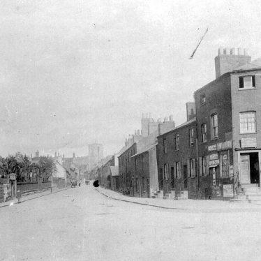 Warwick.  Friars Street