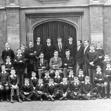 Warwick.  Warwick School boys