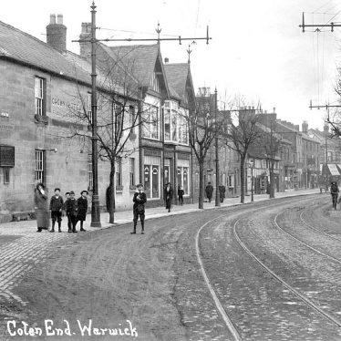 Warwick.  Coten End