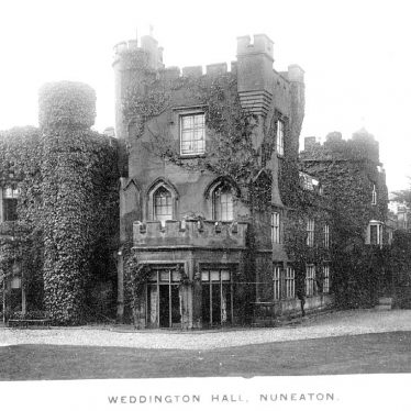 Weddington Hall.