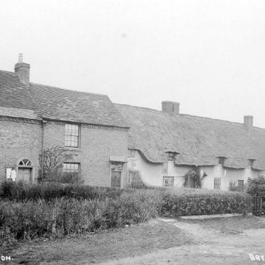 Welford on Avon.  Chapel and cottages