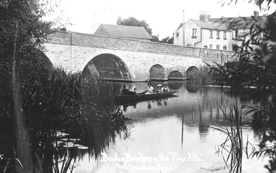 Binton bridges and