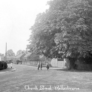 Wellesbourne.  Church Street