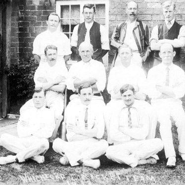 Whichford.  Cricket Team