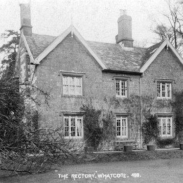 Whatcote.  Rectory