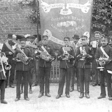 Whichford.  Sibford Band