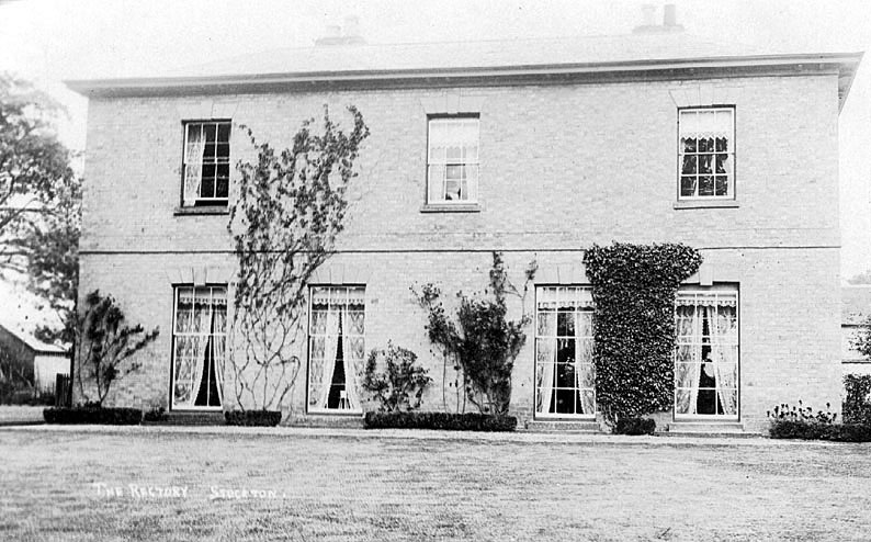 The Rectory, Stockton.  1910s