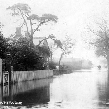 Whitacre, Nether.  Floods