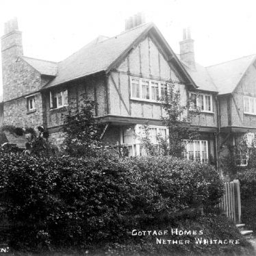 Whitacre, Nether.  Cottage homes