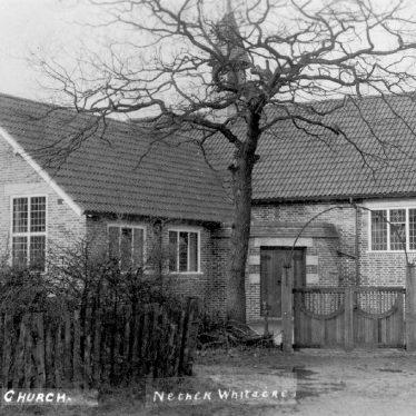 Whitacre, Nether.  Wesleyan Church