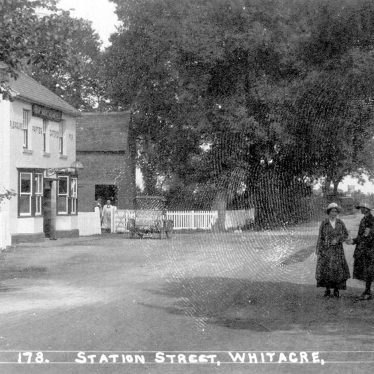 Whitacre, Nether.  Station Street