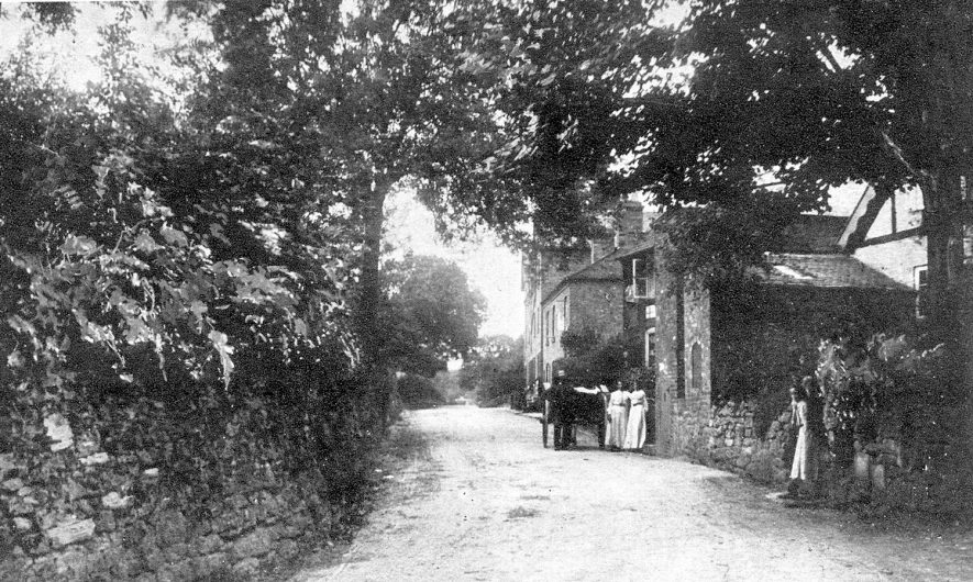 Furnace End, Over Whitacre. 1900s |  IMAGE LOCATION: (Warwickshire County Record Office)