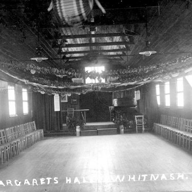 Whitnash.  St Margaret's Hall
